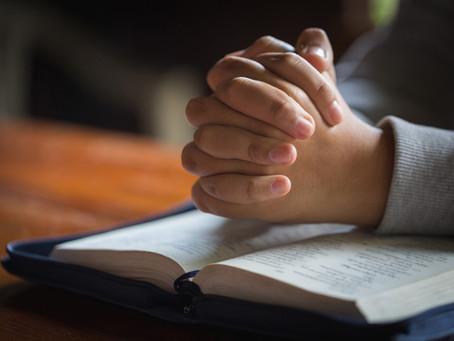REAL PRAYING