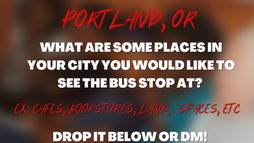 Portland, OR (2022 Southwest Tour)