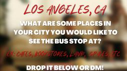 Los Angeles, CA (2022 Southwest Tour)