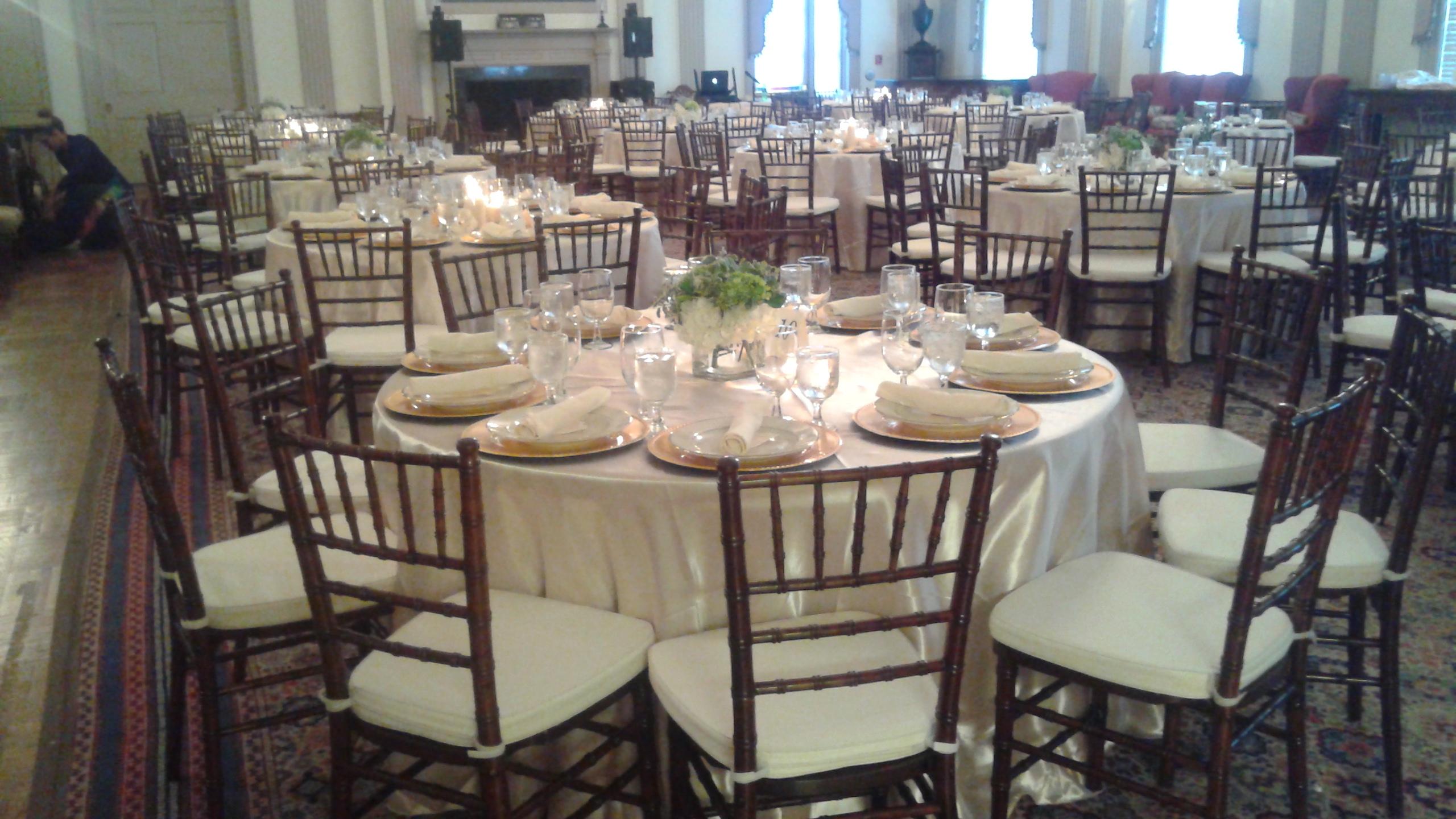 Eggshell Wedding OFFSite
