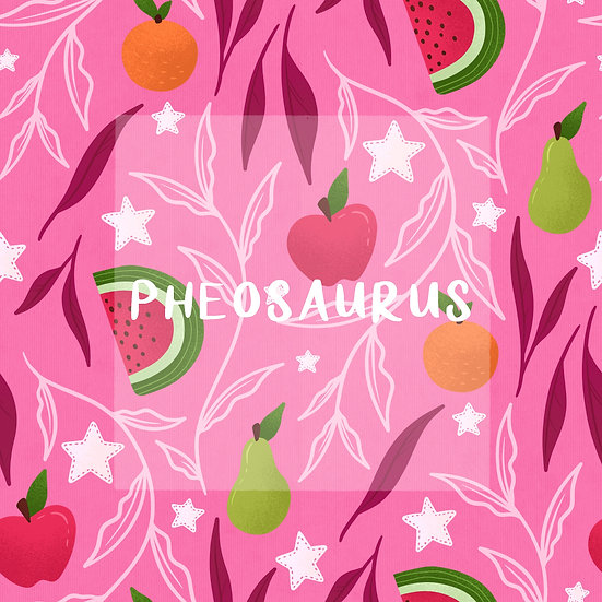 - Fruity Pink -