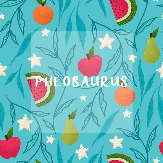 - Fruity Blue -