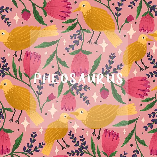 - Birdies Pink -