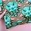 Thumbnail: Triceratops - Jersey/Cotton Lycra