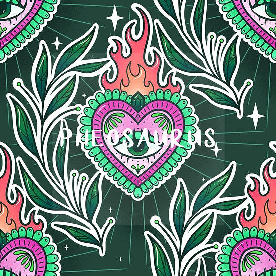 - Green Hearts -
