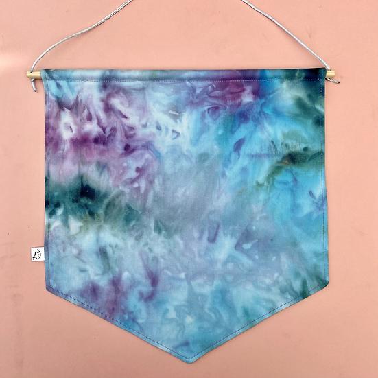 Medium Ice Dyed Banner