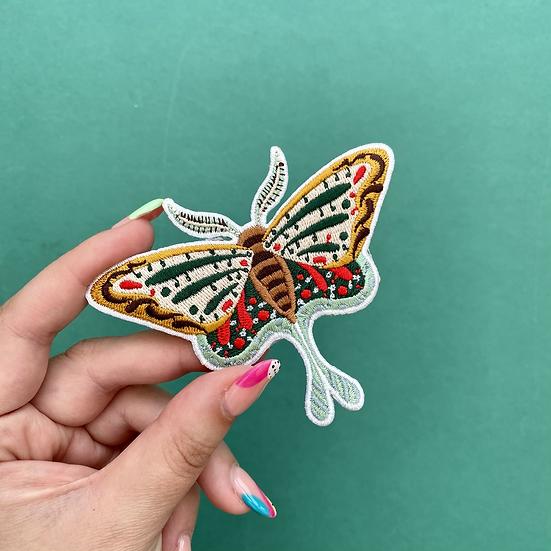 Luna Moth Patch