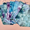 Thumbnail: Small Ice Dyed Banner
