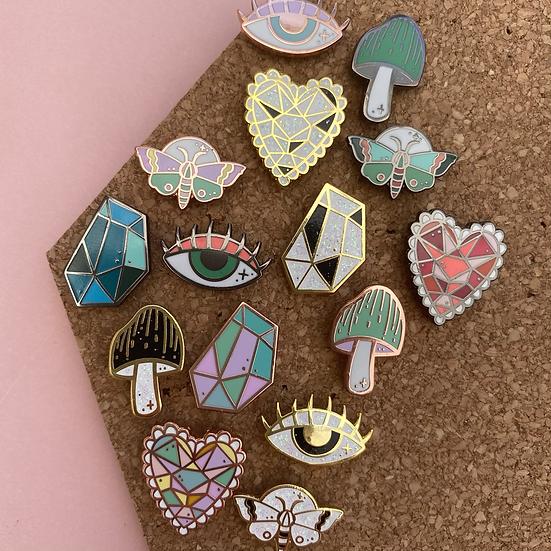 Mini Pins