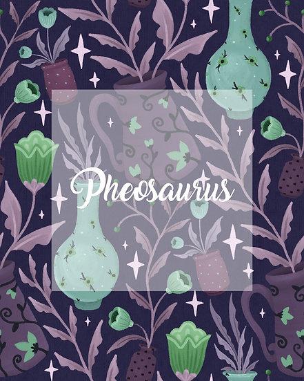 - Vases Purple -