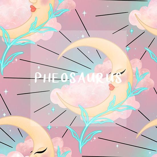 - Moon Blue -