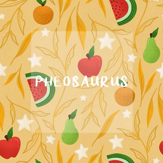 - Fruity Orange -