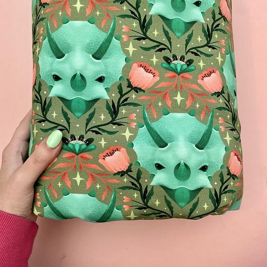 Triceratops - Jersey/Cotton Lycra
