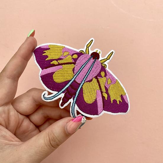 Purple Moth Patch