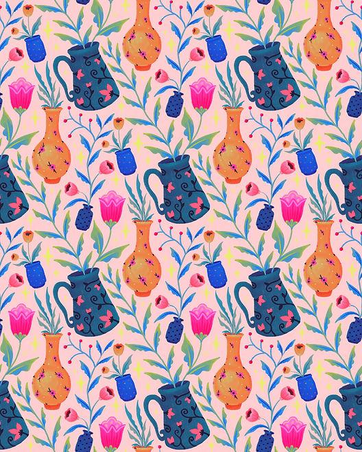 - Vases - Pink Seamless.JPG