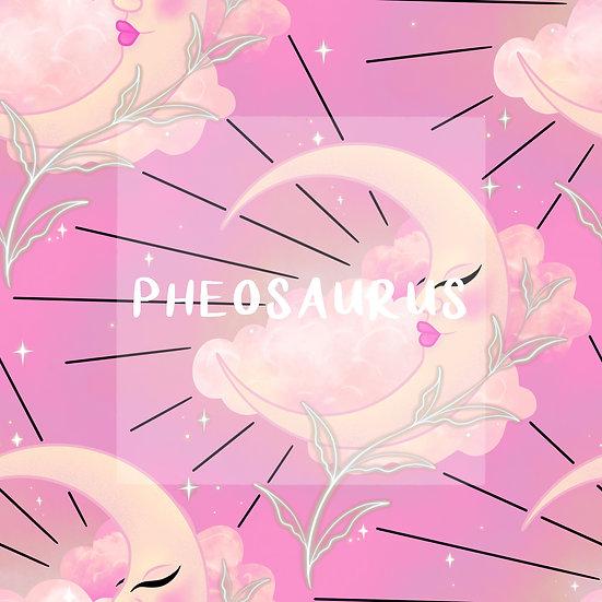 - Moon Pink -