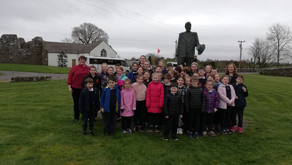 Our visit to the Michael Davitt Museum