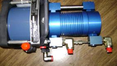 Clean Agent Replacement Pump