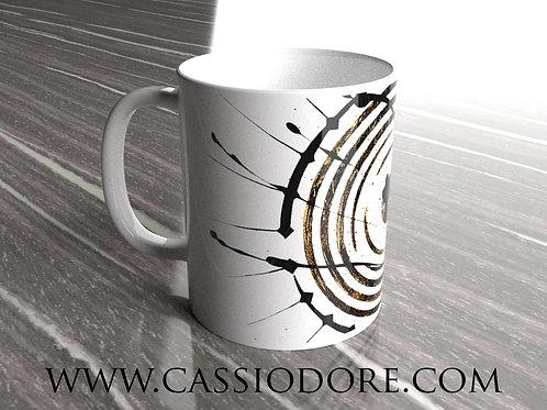 Mug Cercle Or