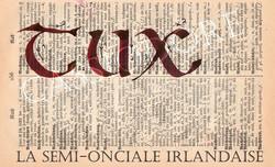 Semi Onciale Irlandaise