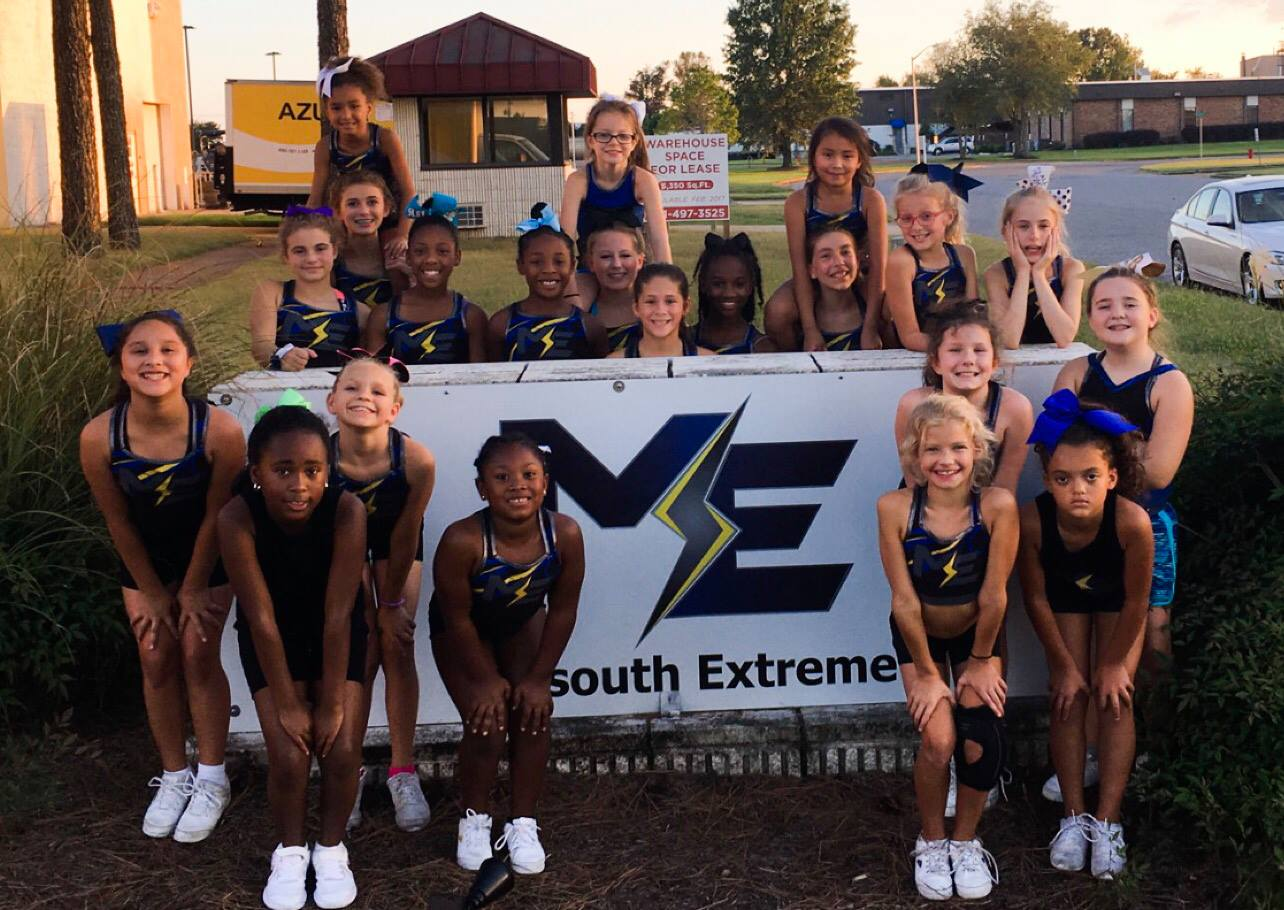 Midsouth Extreme Cheer