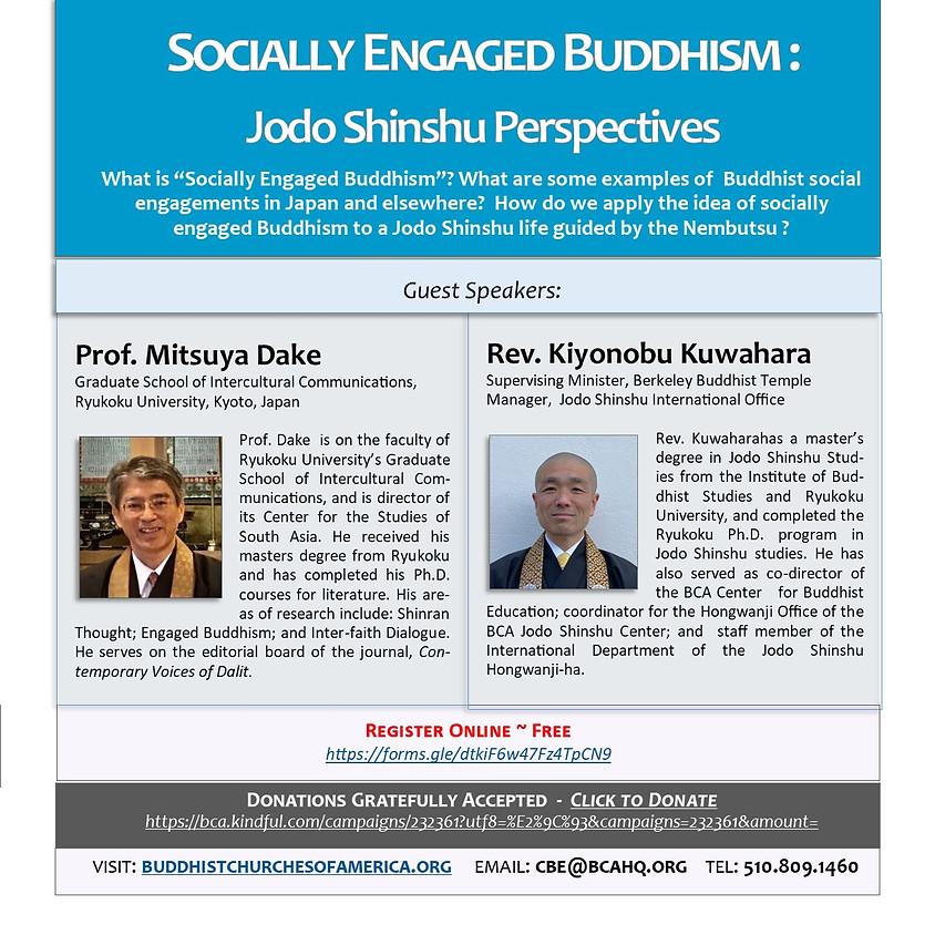 Socially Engaged Buddhism