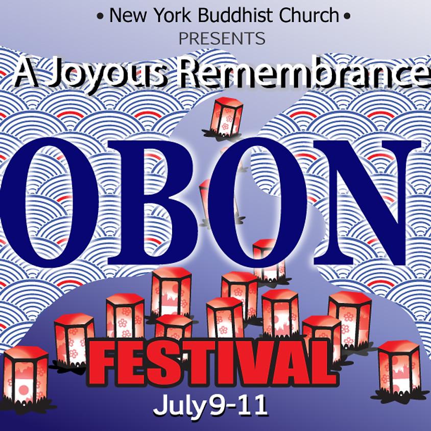 New York Buddhist Church Obon Festival
