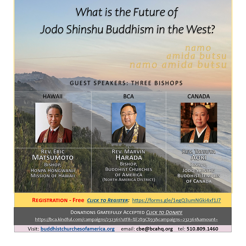 3 Bishops: What is the Future of Buddhism in the West?