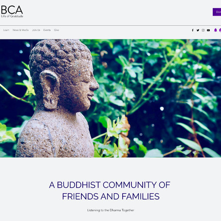 New Year, New BCA Website