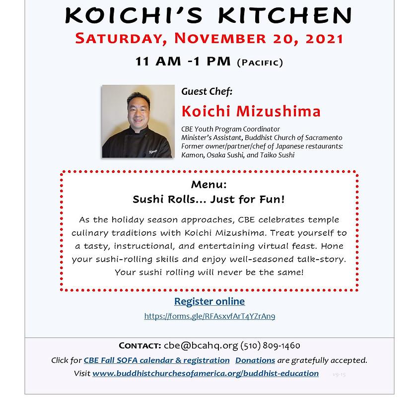 Koichi's Kitchen