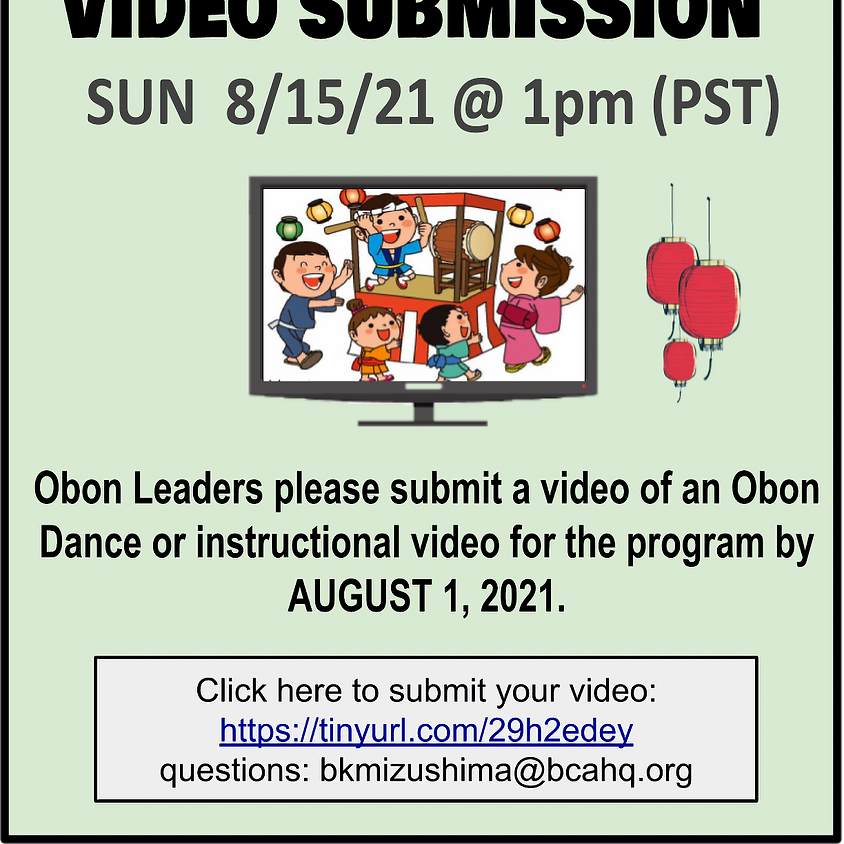 BCA Obon Video Submission