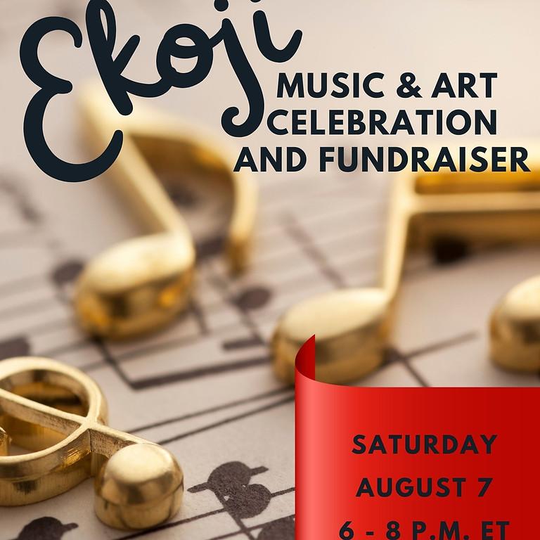 Ekoji Buddhist Temple Music and Arts Celebration and FUNdraiser