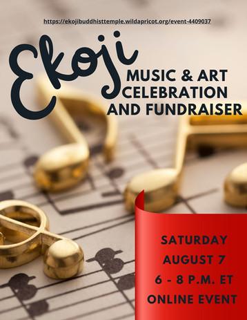 Ekoji Music & Art Celebration and FUNdraiser