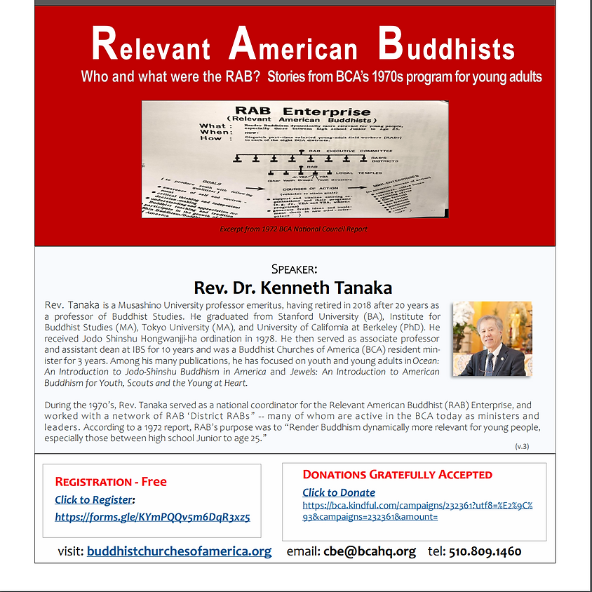 Relevant American Buddhists