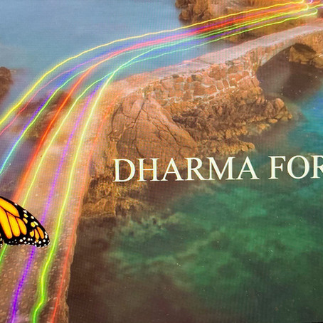 Dharma Forward, New Capital Campaign, Is Unveiled
