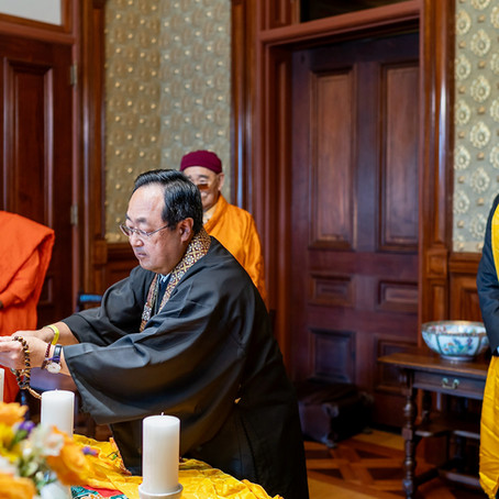 BCA Takes Part in Historic First Celebration of Vesak at White House
