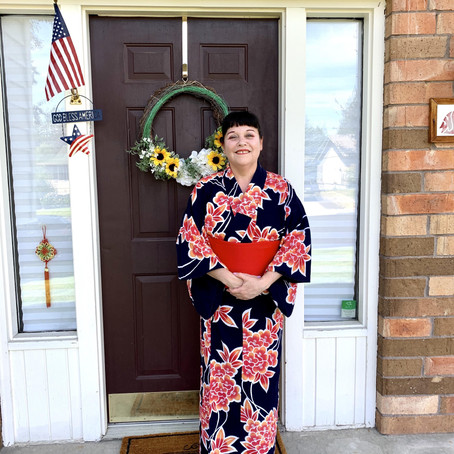 Spokane Sangha Member Becomes Obon Dance Teacher