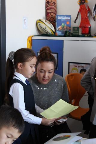 Parent Participation/Open House KS2