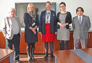 OIS welcomed visitors from other International schools in Bishkek