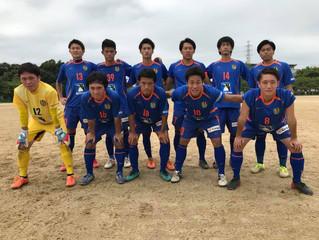 TOPチーム 2018年度 県民総合体育大会 2回戦