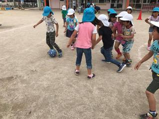 2017年度 ボランティアサッカー教室 5.24