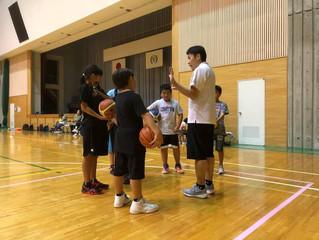 FC KAZO バスケットボールスクール 9.20