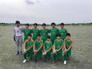 埼玉県クラブユース(U-14)サッカー選手権大会第4節