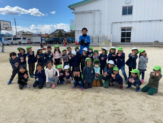 EHPサッカー教室㏌水深幼稚園