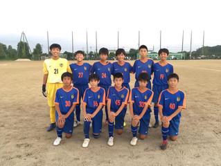U-14クラブ 新人戦 1次リーグ 第6節 対 HAN FC
