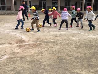2018年度 ボランティアサッカー教室 1.31