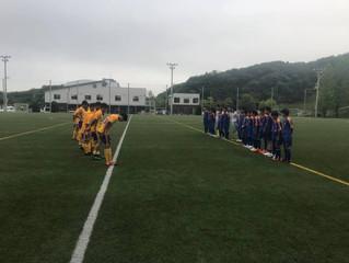 U-14・13クラブ 夏季強化合宿