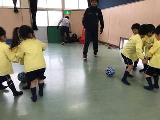 2016年度 ボランティアサッカー教室