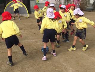2018年度 ボランティアサッカー教室 2.16