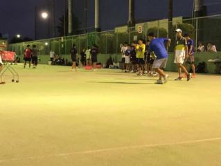 FC KAZO ソフトテニススクール 7.29
